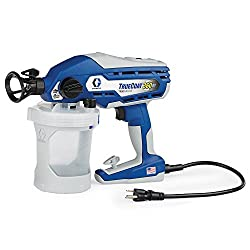 Graco 17A466 TrueCoat 360 DS Paint Sprayer - Best for Home Use