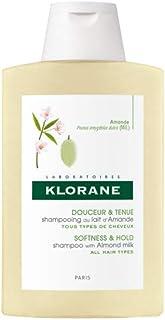 Klorane Champú a la Leche de Almendras 400 ml Estándar