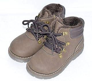 SandQ baby Boys Brown Khaki Boots