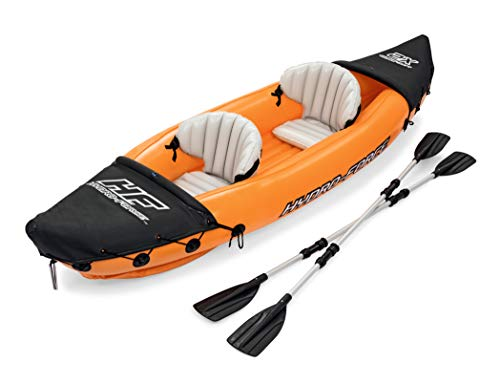 Bestway 65077 – 19 de Hydro Force Lite de Rapid X2 Kayak 321 x 88 x 42 cm, Kayak...