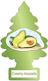 Little Trees Creamy Avocado Air Freshener (Pack of 3)