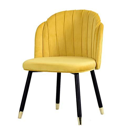 Chaise De Salle à Manger Nordique en Bois Massif avec Dossier Simple - Home, Dining, Cafe, Lounge, Bar