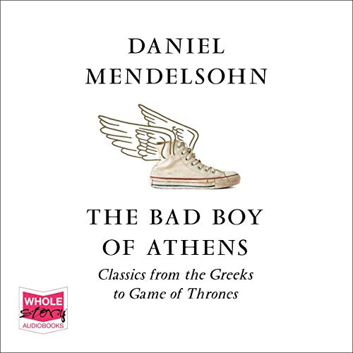 The Bad Boy of Athens cover art