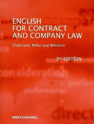 English for Contract & Company Law