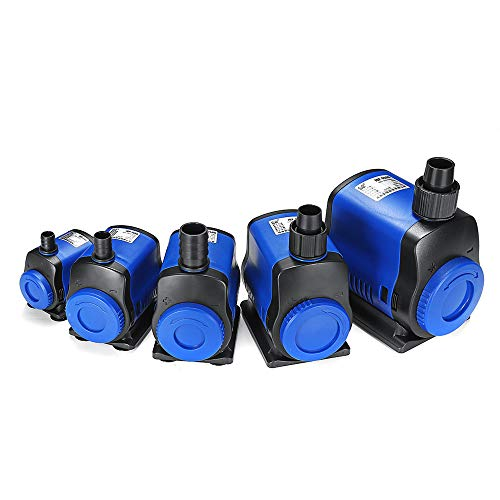 EsportsMJJ 5/20/35/45/80 W 220 V Ultra stille duikboot aquarium waterpomp vis tank fontein vijver filter 20