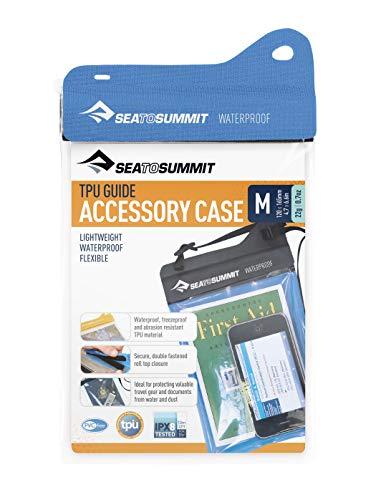 Sea to Summit TPU Accessory Case, Blue, Large
