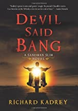 Devil Said Bang: A Sandman Slim Novel by Kadrey, Richard(August 28, 2012) Hardcover