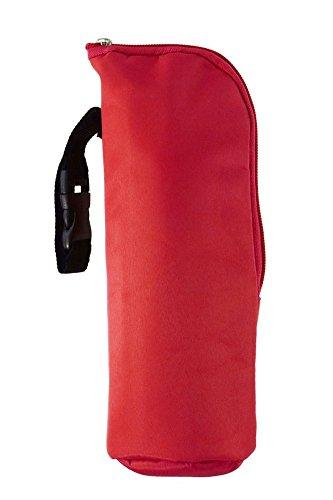 Gosear® Bébé Enfant Bouteille de Lait Poussette Warmers Hanging Sac Fourre-Tout Pochette de Rangement à Main Bleu Marine Rouge