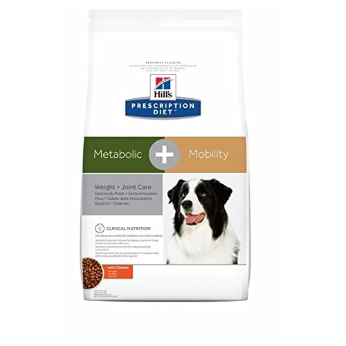 Hills Prescription Diet Canine metabolic+Mobility mangime Secco Gusto polllo 4 kg