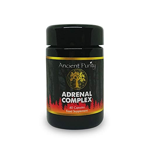 Adrenal Complex – 60 Kapseln (Adrenal Fatigue) von Ancient Purity