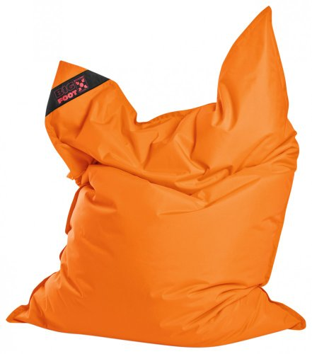 SITTING POINT only by MAGMA Sitzsack Scuba Big Foot 130x170cm orange (Outdoor)