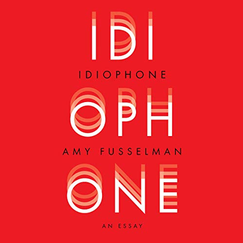 Idiophone audiobook cover art