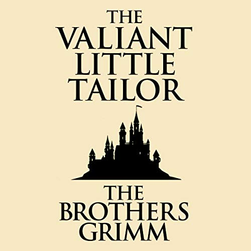 Page de couverture de The Valiant Little Tailor