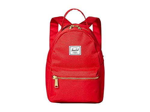 Herschel 10501-03270-OS Nova Backpack, Red, Mini 9L