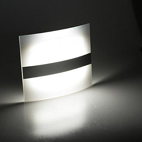 Elinkume Superhelles kabellos licht LED Nachtlicht Wandleuchten batteriebetriebene Menschliche Infrarot-Sensor Badezimmer Licht Kabinett Licht