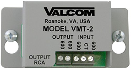 Valcom 600 Ohm Isolation Transformer