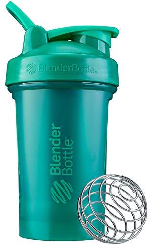 BlenderBottle C03594 Classic V2 Shaker Bottle, 20-Ounce, Emerald Green