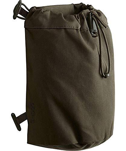 FJÄLLRÄVEN Singi Gear Holder Accessoires sacs et sacs à dos Mixte Adulte, Vert (Dark Olive), Taille Unique