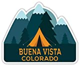 Buena Vista Colorado Souvenir 4 Inch Vinyl Decal...