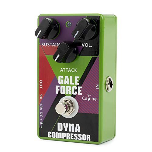 Caline CP-52, Gale Force Dyna Compressor Effect Pedal