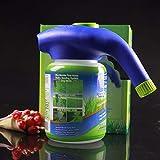 Bureze Arrosoir en plastique pour liquide d'ensemencement de pelouse Hydro Mousse