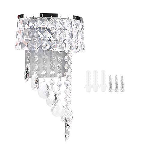 Wandlamp, 90-240 V, E12/E14, wandlamp, LED, modern, patroonstijl, lamp voor slaapkamer, bar, hal
