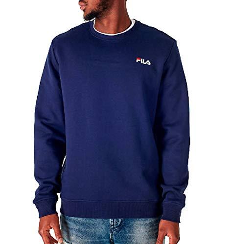 Fila Herren Colona Logo-Sweatshirt - - Medium
