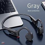 HOCO Bluetooth 5.0 Wireless Headphones Bone Conduction Earphone Outdoor Sport...