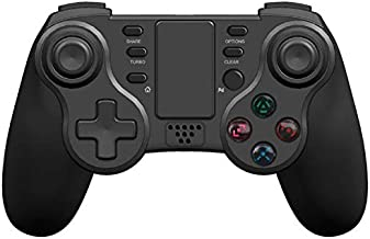 $42 » LYDF Ps4 Controller Wireless Bluetooth Compatible with Ps4/Ps3/Pc, Support Touch, Double Shock, Motion Sensing 500mAh