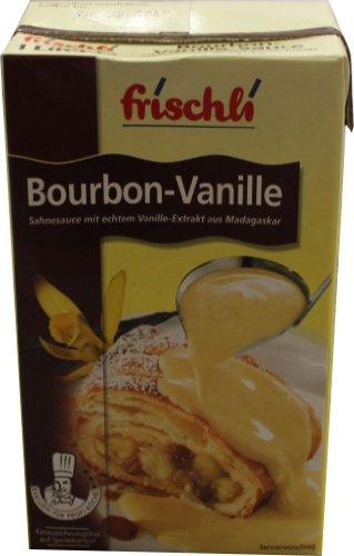 Frischli Bourbon Vanille Sauce 1L