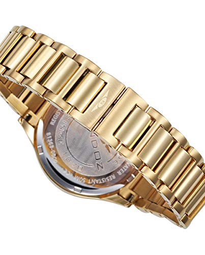 Sandoz – Reloj Acero Brazalete IP Gold Sra Elle Sa – 81368-03