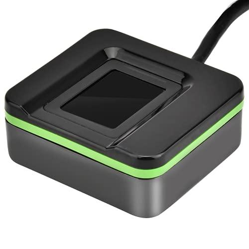 Lector biométrico de Huellas Dactilares, escáner Lector de Huellas Dactilares Duradero, Lector de Huellas Dactilares USB, Oficina en casa Android/Windows/Linux