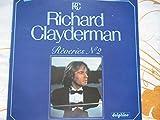 Richard Clayderman, piano - ' Rêveries N° 2 ' - 17 grands succès -,etc ... vinyle Delphine PG 266 de 1982 - excellent enregistrement de référence de musique récréative