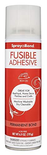 HeatnBond SpraynBond Fusible Adhesive Spray, 6.9 OZ (195 g)