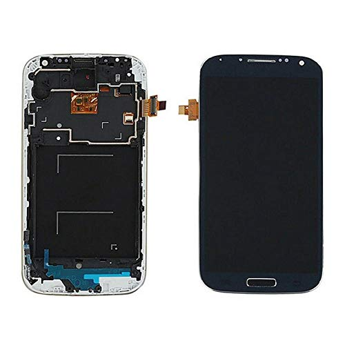 Replacement LCD Screen Touch Digitizer for Samsung Galaxy S4 i9505 with Tools - Black
