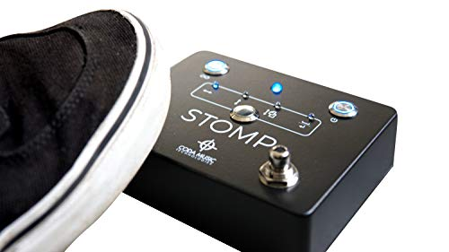 Top 14 stomp foot pedal switch for 2020