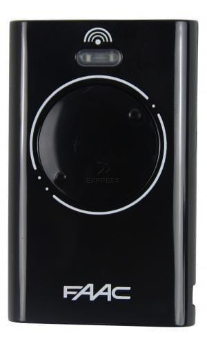 Trasmettitore portatile FAAC XT2868SLH LR, colore: nero