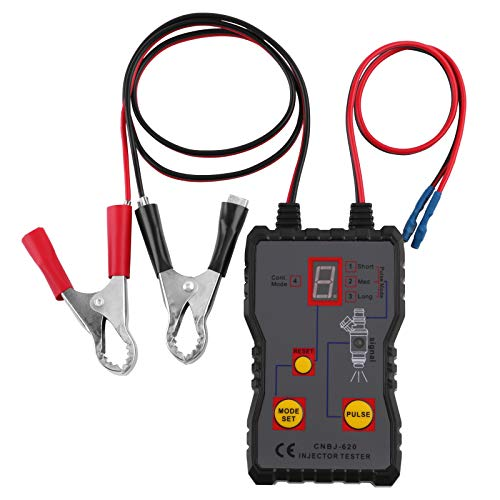 12V Fuel Injector Tester Professional Ignition Fuel Injector...