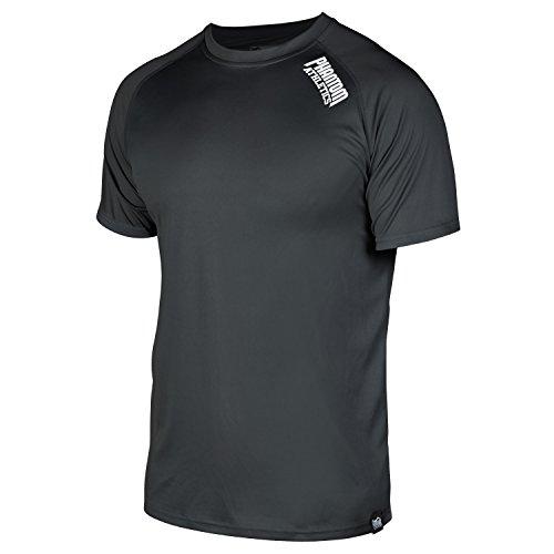 Phantom Athletics Training Shirt Tactic - Black - Shortsleeve-Large