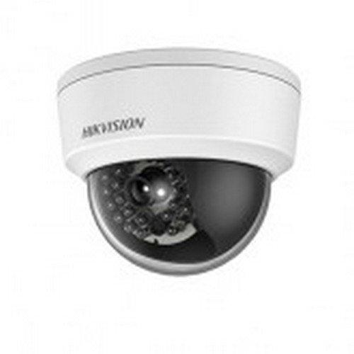 Telecamera dome IP 1.3 Mpx ottica 2,8 con sd-Card DS-2CD2112F-IS HIKVSION