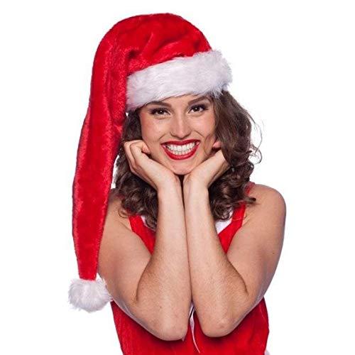 Folat Weihnachten Zipfelmütze XL
