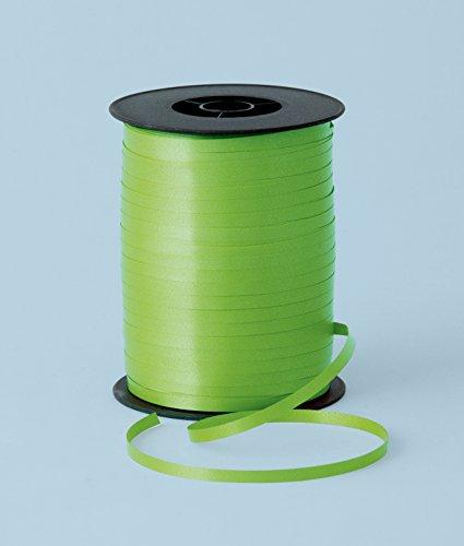 Generico Lot de 500 Rubans fermés Vert Citron 5 mm