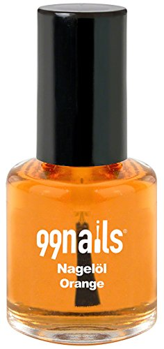 99nails Nagelöl - Orange, 1er Pack (1 x 15 ml)