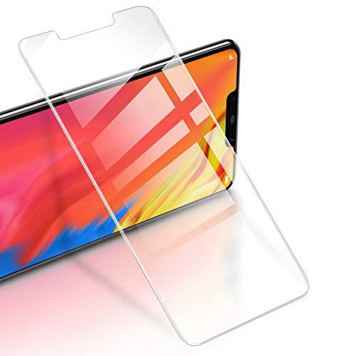 RIWNNI [3 Stück Panzerglas für Huawei Mate 20 Lite, 9H Festigkeit Panzerglasfolie, HD Klar Bildschirmschutz Glas Folie 0.25mm Ultra Dünn Schutzfolie Blasenfrei für Huawei Mate 20 Lite - Transparent