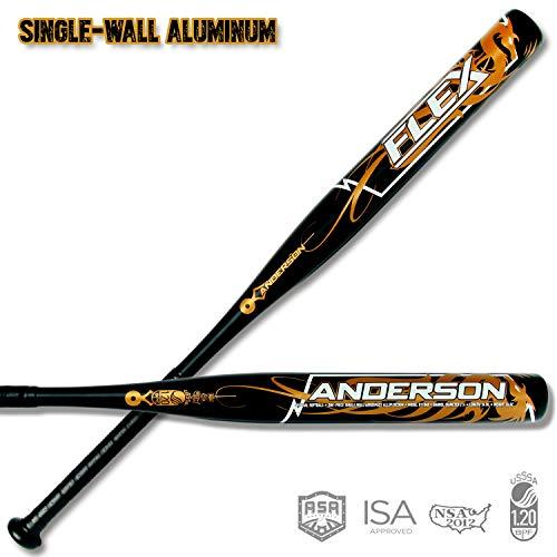 2020 Anderson Flex Single-Wall Slowpitch Softball Bat (27)