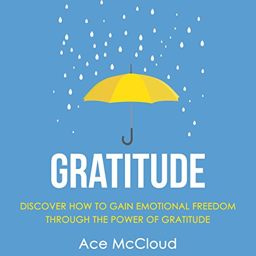 Gratitude audiobook cover art