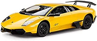 Rastar Licensed 1:24 Scale Lamborghini Murcielago LP670 Remote Controlled Sports Car