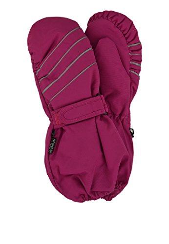 D-Generation-Functional - Guantes para bebé, talla 3 - talla alemana, color rosa (dunkelpink)