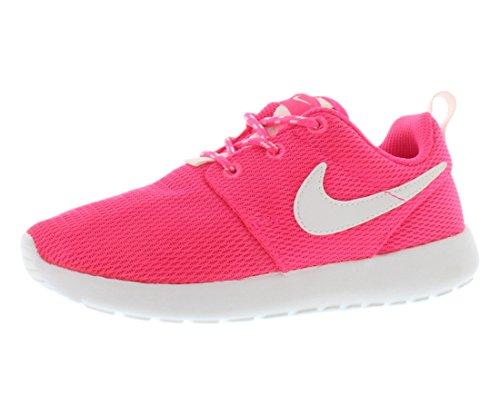 Nike Rosherun (PS/TD) unisex bambino, tela, sneaker bassa, 31 EU