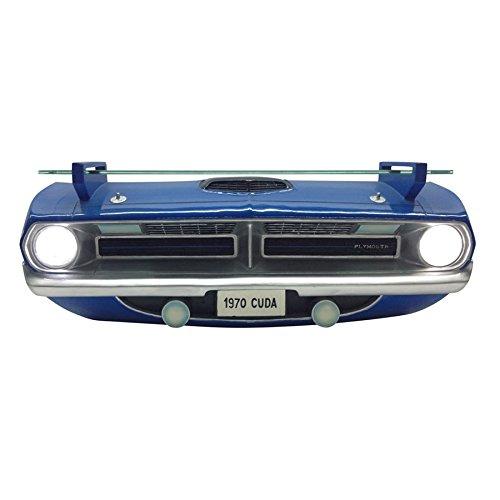 Dodge 1970Plymouth Barracuda Cuda vorne Ende Wandregal (Arbeiten Leuchten)